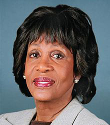 13245_maxinewatersorb Rep. Waters Seeks Hearing On Foreclosure Settlement